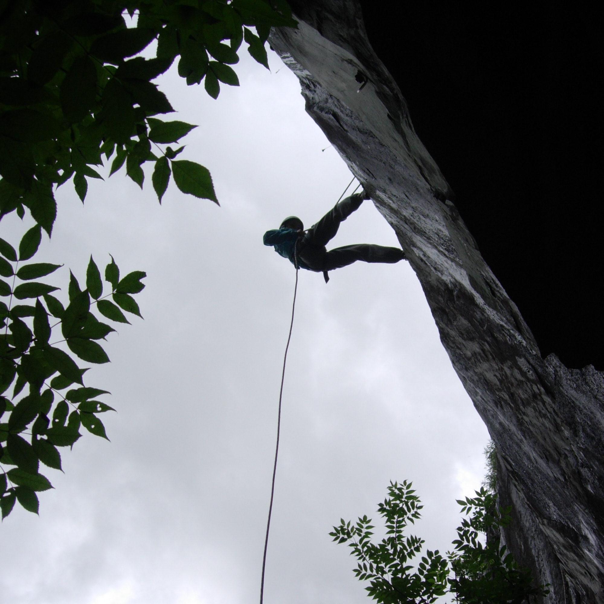 Abseiling Lake District