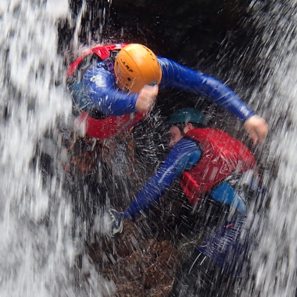 Group adventure activities Lake District