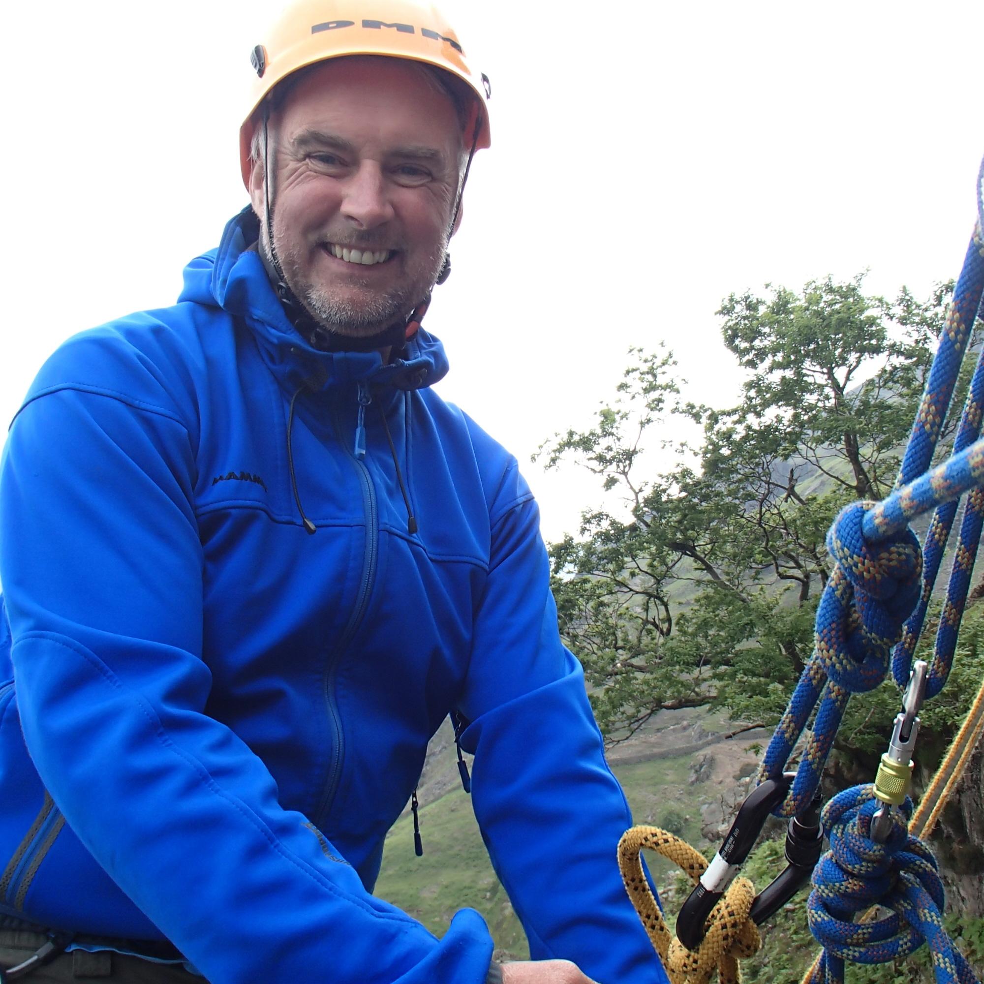 Rock Climbing Instructor Assessment