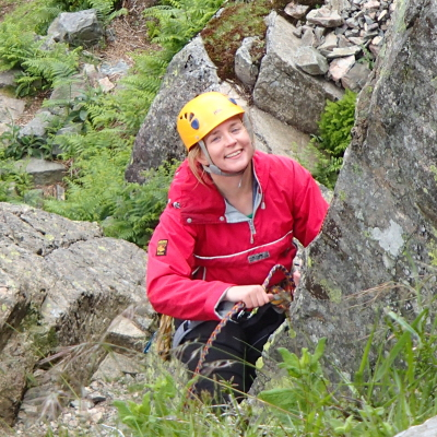 Rock climbing courses Lake District
