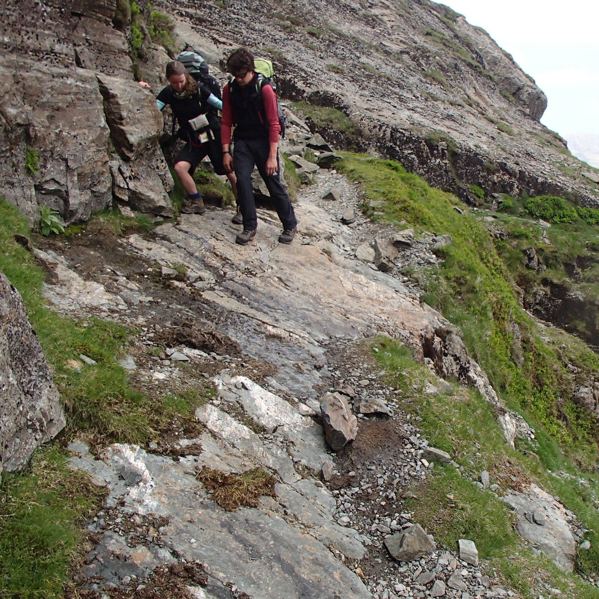 Mountain Leader assessment course