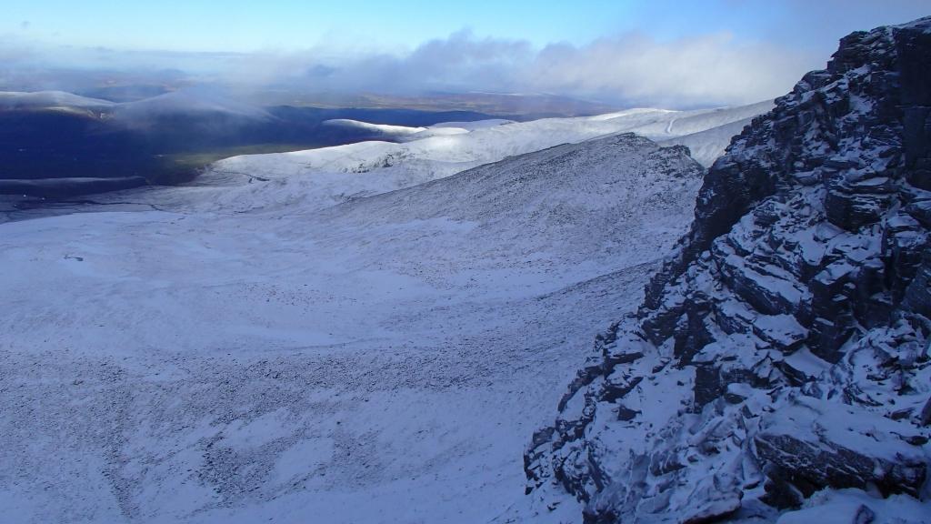 Winter skills Scotland
