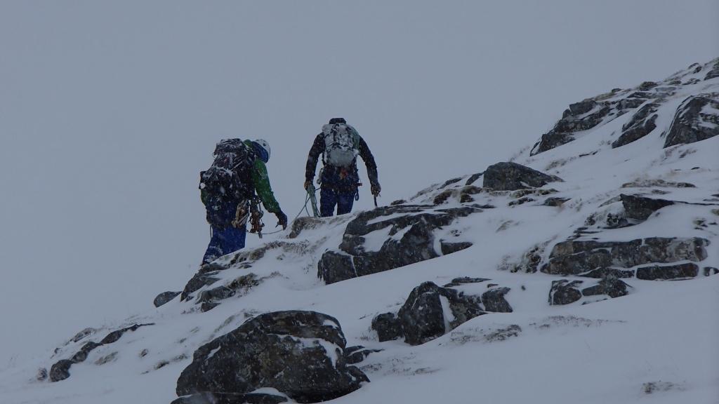Scottish winter conditions