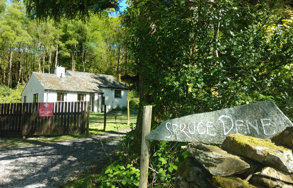 Mountain Leader Accommodation Spruce Dene