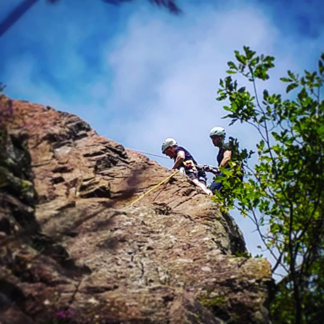 Rock Climbing Development Instructor